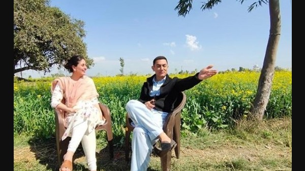 Aamir Khan-Kareena Kapoor Khan's Laal Singh Chaddha Wraps Production