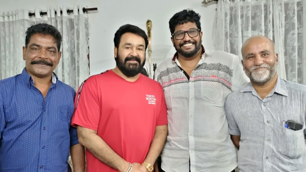 Mohanlal-Shaji Kailas's Next: Here Is A Major Update!