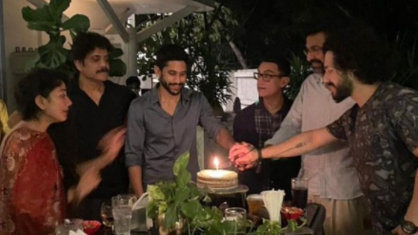 Samantha's Absence From Family Dinner Hosted By Naga Chaitanya & Nagarjuna For Aamir Khan Raises Eyebrows