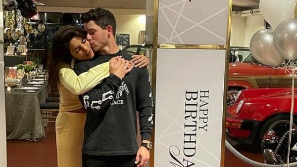 Priyanka Chopra Showers Nick Jonas With Love On His 29th Birthday; Singer Says 'She Is The Best'