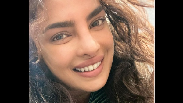 Priyanka Chopra Has A Good Hair Day As She Shares A Lovely Selfie On The Sets Of Citadel