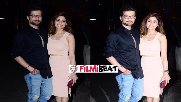 Raqesh Bapat Confirms Dating Shamita Shetty? See The Picture Inside From 'Shara' Dinner Date