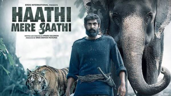 Haathi Mere Saathi Review: Rana Daggubati Starrer Gives Out A Compelling Message But Lacks A Steady Execution