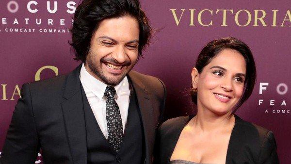 What Would Richa Chadha Like To Change About Boyfriend Ali Fazal?