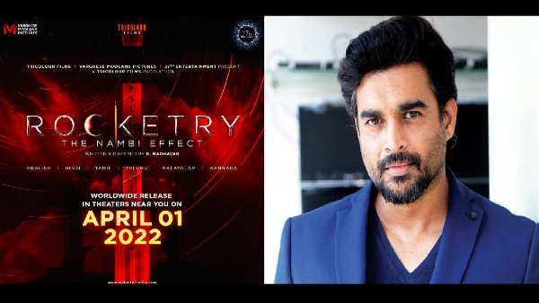 Rocketry The Nambi Effect Release Date Out: R Madhavan's Film To Hit Screens In April 2022