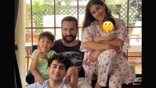 Saif Ali Khan Has This Piece Of Advice For Sons Ibrahim, Taimur & Jeh If They Wish To Pursue Acting!