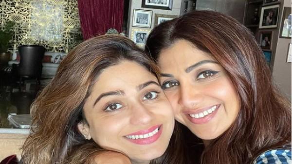 Shilpa Shetty Shares Welcome Back Post For Sister Shamita