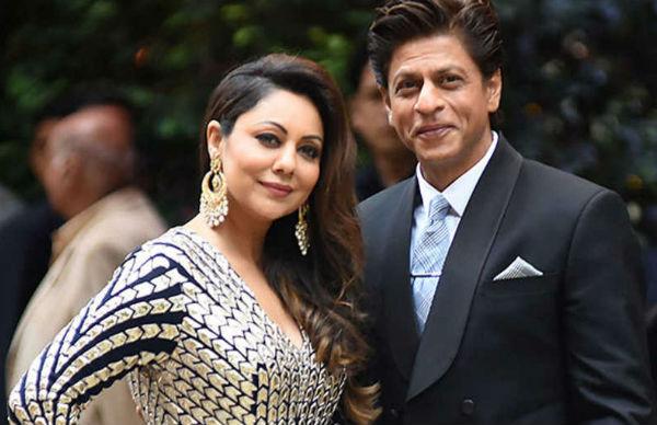 Shah Rukh: Gauri Says I Overact All The Time [Flashback]