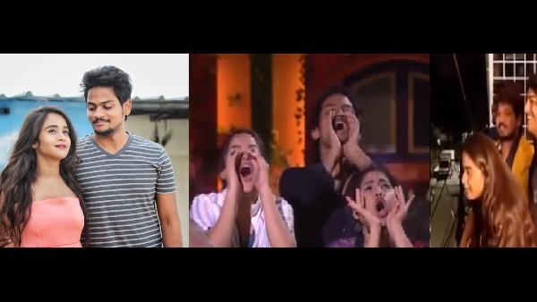 BB Telugu 5: Shanmukh Gets A Sweet Surprise From Deepthi!