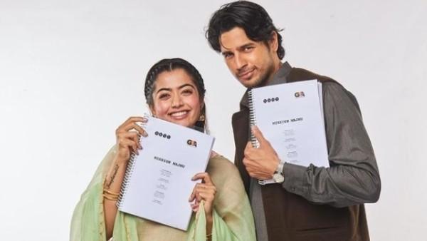 Siddharth Malhotra On Rashmika Mandanna's Bollywood Debut