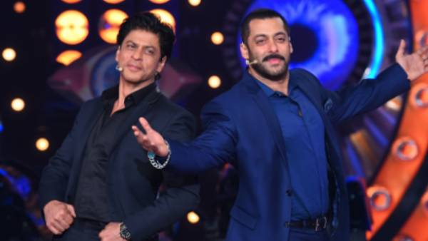 Shah Rukh Khan Goes 'Thanks Bhaijaan' For Salman Khan As The Latter Cheers For His #SiwaySRK Campaign