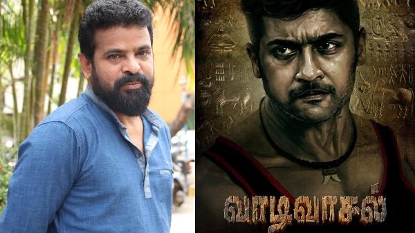 Suriya's Vaadivaasal: Director Ameer To Play A Pivotal Role