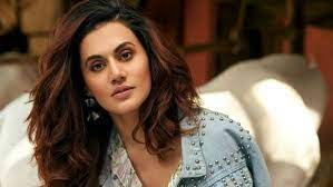 Taapsee Pannu Reacts To Being Called Jobless By Trolls; 'I Do Not Have Time To Take Up A Film Till 2023'