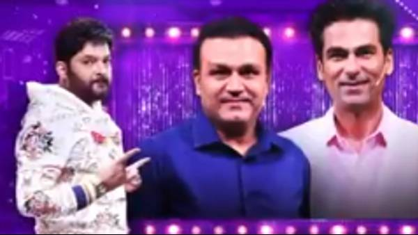 The Kapil Sharma Show: Cricket Legends Virender Sehwag And Mohammad Kaif Grace The Show