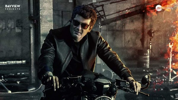 Ajith's Valimai To Release On Christmas?