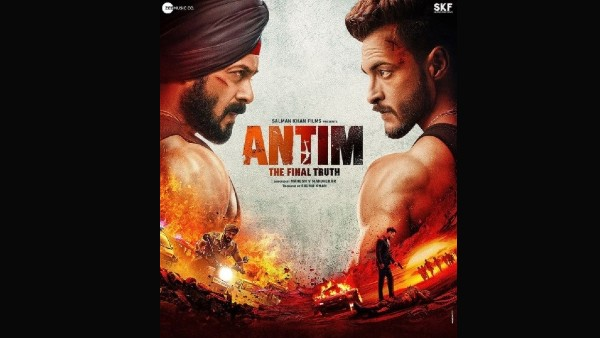 Antim First Poster: Salman Khan And Aayush Sharma Gear Up For A Deadly Face-Off