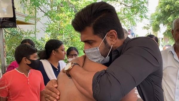 Arun Vijay's Heartfelt Gesture Receives Praise