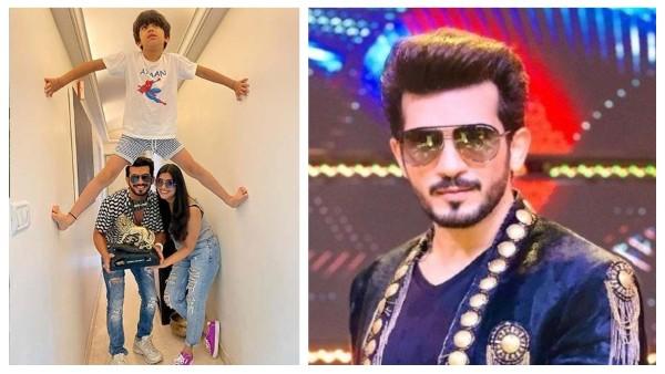 Arjun Bijlani Pens Sweet Note After Winning Khatron Ke Khiladi 11, Credits His Wife & Son For Winning The Show