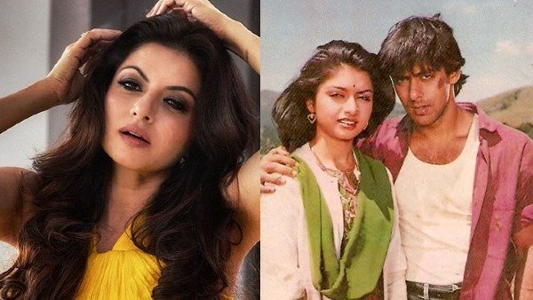 Bhagyashree On Possibility Of Teaming Up With Salman Khan: He Is Working With All Younger Heroines