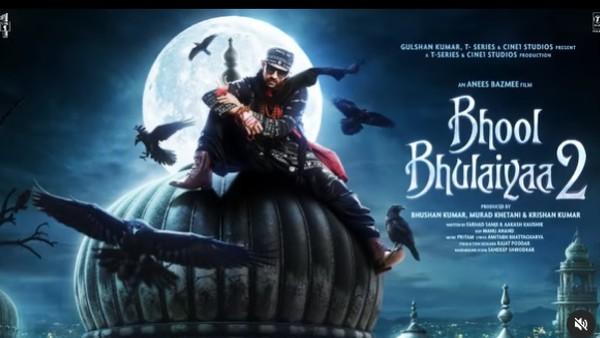 Bhool Bhulaiyaa 2 Motion Poster: Kartik Aaryan Gears Up To Give Us Some Chills & Laughs
