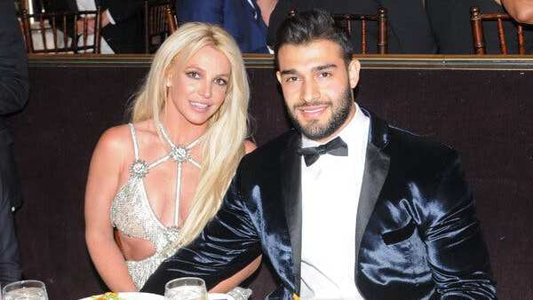 Britney Spears Announces Engagement To Boyfriend Sam Asghari, Says 'I Can't Believe It'