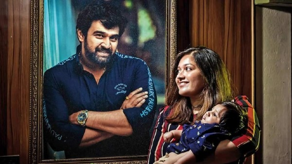 Chiranjeevi Sarja-Meghana Raj's Son Gets A Beautiful Name, Here's What It Means!