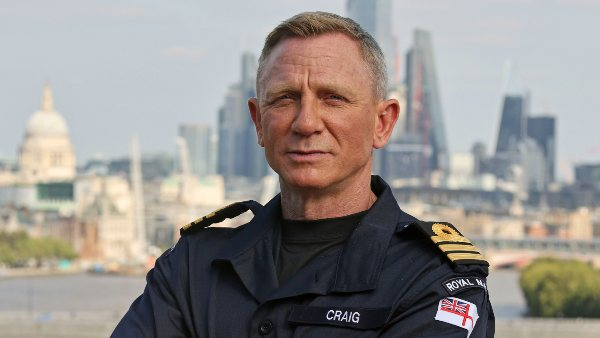 James Bond Daniel Craig Appointed Honorary Royal Navy Commander, Says 'I Am Truly Honoured'
