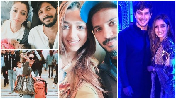 Dulquer Salmaan Wishes Wife Amaal On Her Birthday With The Sweetest Post, See Pics