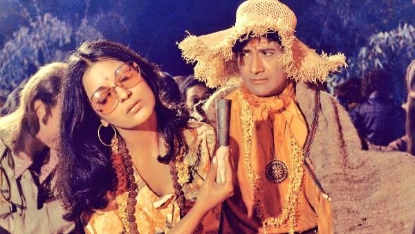 Zeenat On Dum Maro Dum Song Being Played At iPhone 13 Launch