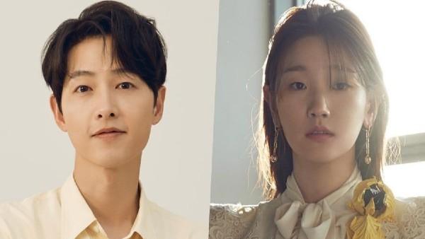 Song Joong-Ki, Park So-Dam To Host Busan International Film Festival Opening Ceremony