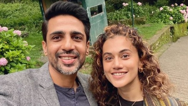 Gulshan Devaiah On Working With Taapsee Pannu In Blurr