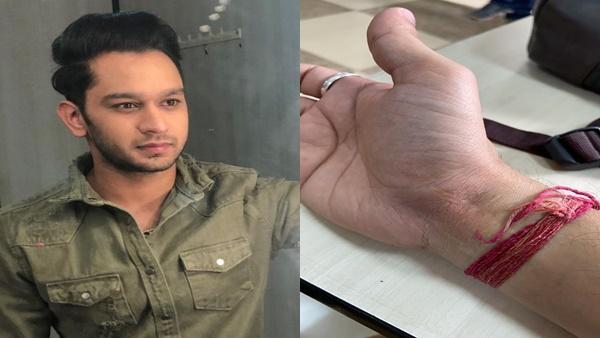 EXCLUSIVE! Tera Yaar Hoon Main Actor Guneet Sharma Gets Injured While Shooting A Fight Scene