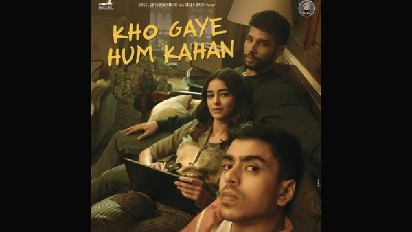 Ananya Panday, Siddhant Chaturvedi And Adarsh Gourav Team Up For Kho Gaye Hum Kahan