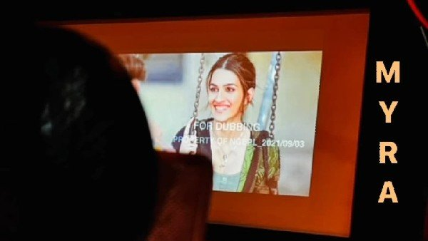 Bachchan Pandey: Kriti Shares Glimpse Of Her Character Myra