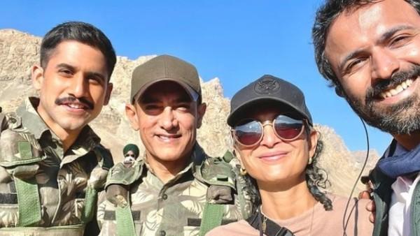 Naga Chaitanya Says One Can't Plan A Film With Aamir Khan; 'He Felt I'd Be Apt For Laal Singh Chaddha'