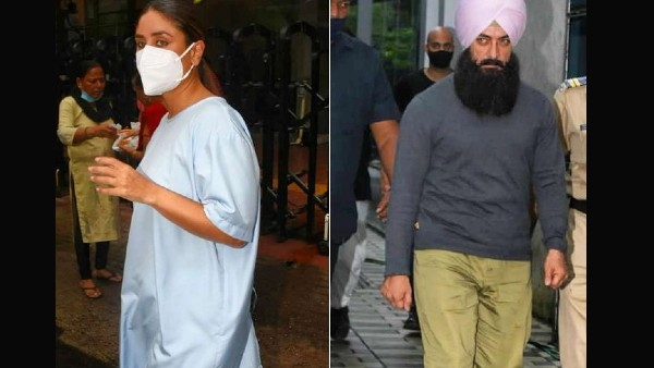 Laal Singh Chaddha: Aamir Khan Dons Sikh Look, Kareena Kapoor Slips Into Hospital Gown As They Resume Shoot