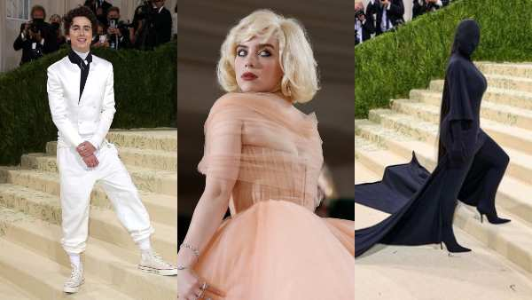 Met Gala 2021: Best Memes & Reactions To Kim Kardashian, Billie Eilish And Other Red Carpet Looks