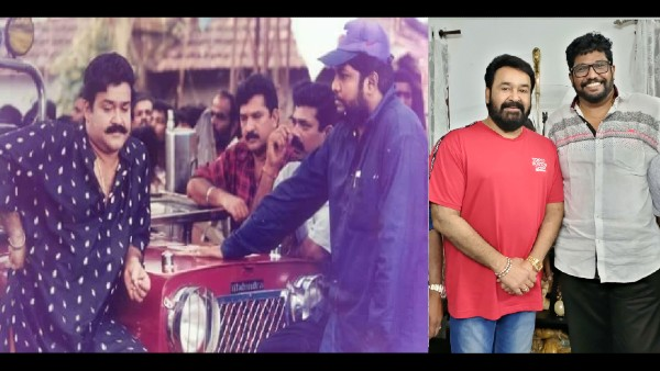Mohanlal Announces His Next, To Join Hands With Narasimham Director Shaji Kailas After 12 Years!
