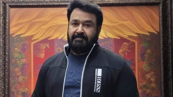 Mohanlal Joins The Sets Of 12th Man; Video Goes Viral!
