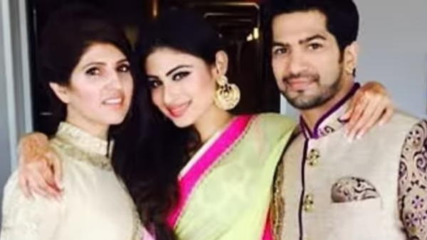 Amit Doesn't Want To See Mouni's Face Ever Again