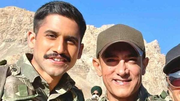 Naga Chaitanya Reveals What He Learnt From Aamir Khan