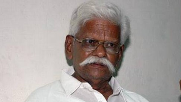 Noted Lyricist Pulamaipithan Hospitalised In Chennai