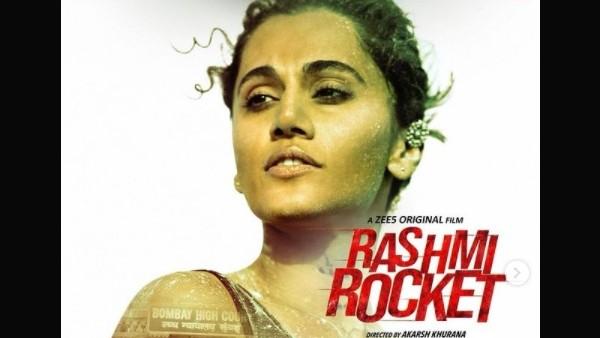 Taapsee's Rashmi Rocket Gets A Release Date