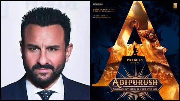 Saif Ali Khan Confirms That Adipurush Will Release In Theatres