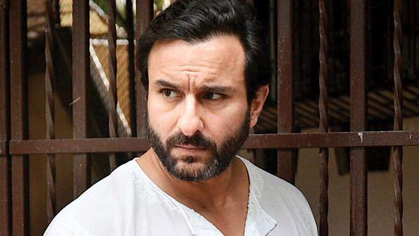 Saif Ali Khan Is Scared Of Big-Fat Weddings Because He Has Four Children!