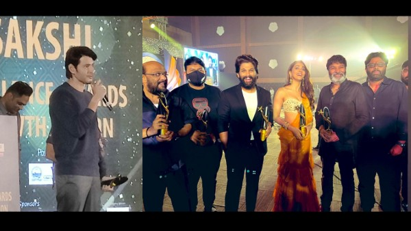 Sakshi Excellence Awards: Mahesh Babu And Allu Arjun Win Big