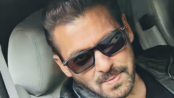 Salman Khan Looks Suave On The Sets Of Tiger 3