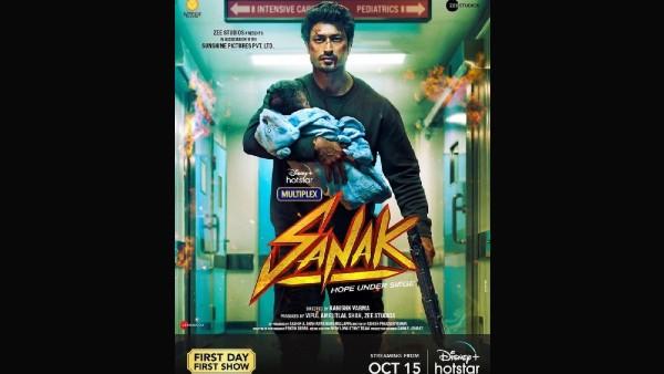 Vidyut Jammwal's Sanak To Release On October 15 On Disney+ Hotstar