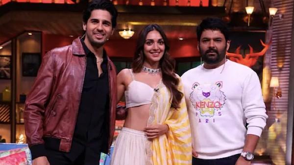 Sidharth Malhotra And Kiara Advani Grace The Kapil Sharma Show; Krushna Abhishek To Skip Govinda's Episode