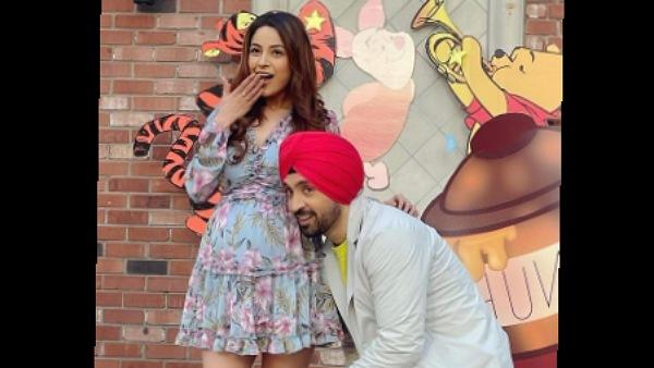 Shehnaaz Gill's Fans Shower Love On Her Upcoming Film Honsla Rakh, Says 'May God Make It Huge'